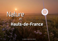 "couverture guide ""Nature en Hauts-de-France"""